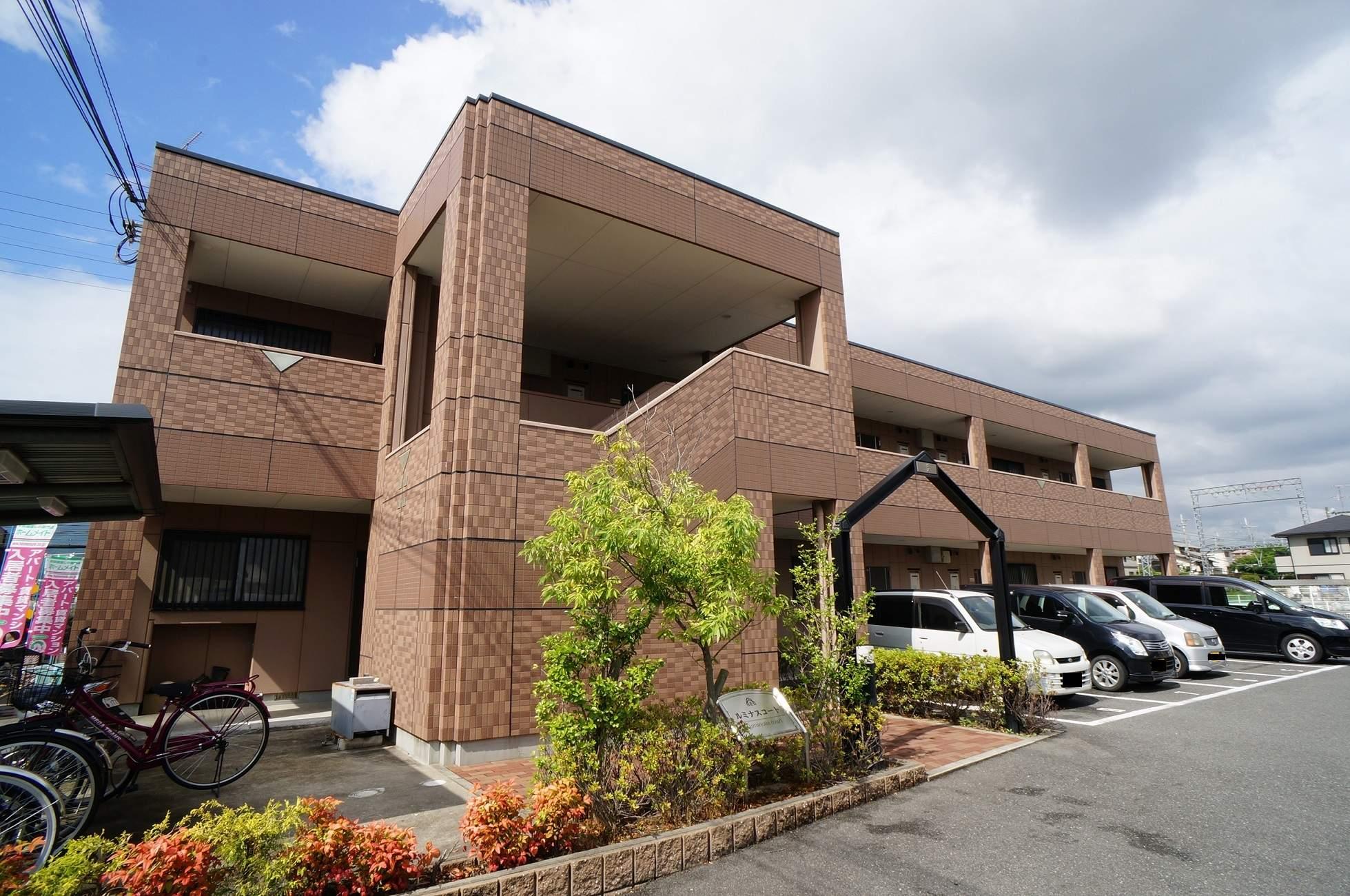 奈良県香芝市、香芝駅徒歩8分の築12年 2階建の賃貸アパート