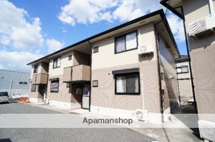 奈良県香芝市、志都美駅徒歩5分の築17年 2階建の賃貸アパート