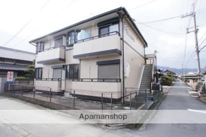 奈良県葛城市、尺土駅徒歩10分の築20年 2階建の賃貸アパート