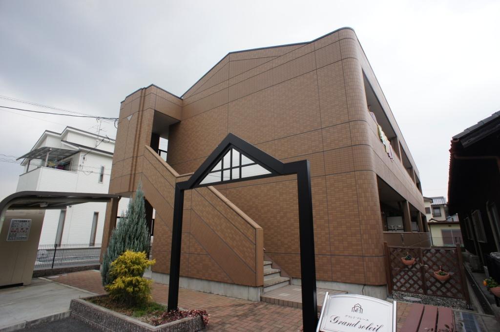 奈良県葛城市、当麻寺駅徒歩16分の築9年 2階建の賃貸アパート