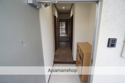 芳倉マンション[2LDK/51m2]の玄関