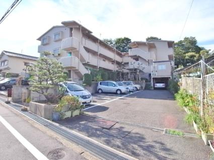 奈良県奈良市、学園前駅徒歩22分の築26年 3階建の賃貸マンション