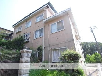 奈良県奈良市、学園前駅徒歩12分の築33年 2階建の賃貸アパート