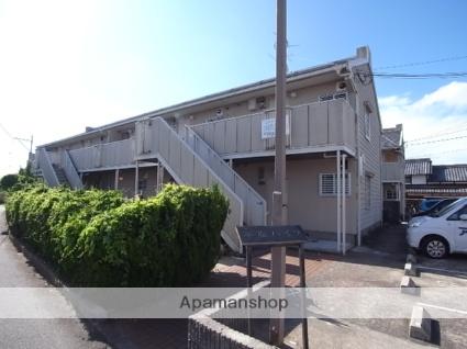 奈良県奈良市、大和西大寺駅徒歩27分の築29年 2階建の賃貸アパート