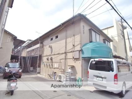 奈良県奈良市、尼ヶ辻駅徒歩23分の築33年 2階建の賃貸アパート