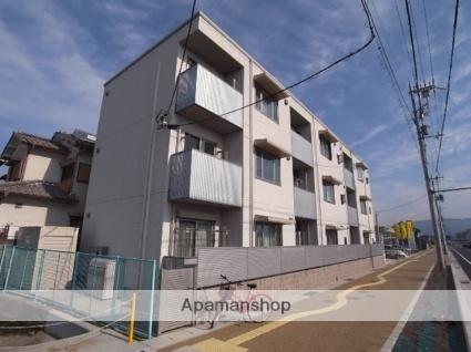 奈良県奈良市、大和西大寺駅徒歩25分の築8年 3階建の賃貸アパート