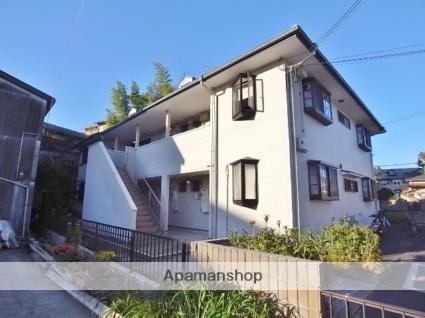奈良県奈良市、大和西大寺駅徒歩45分の築23年 2階建の賃貸アパート