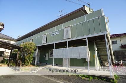 奈良県奈良市、尼ヶ辻駅徒歩15分の築28年 2階建の賃貸アパート