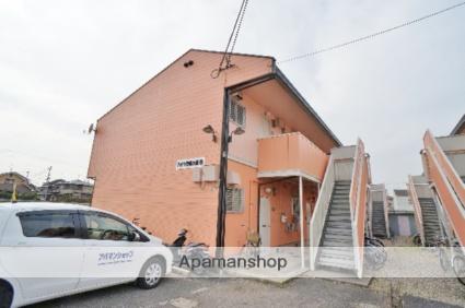 奈良県奈良市、尼ヶ辻駅徒歩23分の築28年 2階建の賃貸アパート