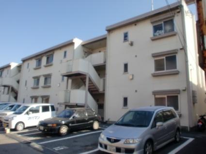 奈良県奈良市、奈良駅徒歩20分の築29年 3階建の賃貸アパート
