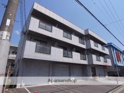 奈良県奈良市、大和西大寺駅徒歩5分の築26年 3階建の賃貸マンション