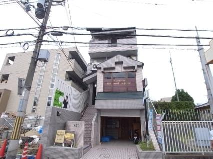 奈良県奈良市、菖蒲池駅徒歩2分の築27年 4階建の賃貸マンション