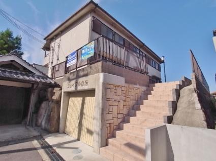 奈良県奈良市、学園前駅徒歩24分の築22年 2階建の賃貸アパート