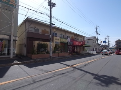 奈良県奈良市、尼ヶ辻駅徒歩25分の築45年 2階建の賃貸マンション