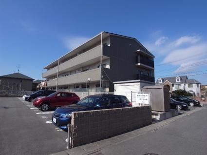 奈良県奈良市、尼ヶ辻駅徒歩18分の築15年 3階建の賃貸マンション