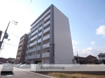 奈良県奈良市、尼ヶ辻駅徒歩18分の築9年 8階建の賃貸マンション