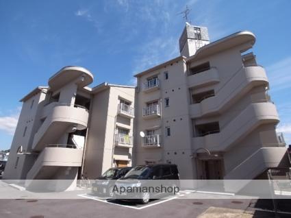 奈良県奈良市、尼ヶ辻駅徒歩35分の築26年 4階建の賃貸マンション