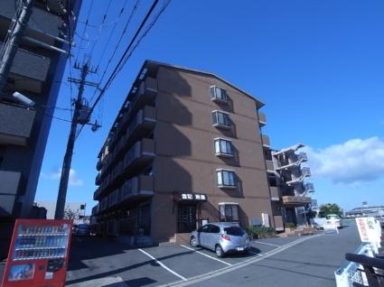 奈良県奈良市、菖蒲池駅徒歩30分の築24年 5階建の賃貸マンション