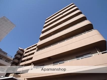 奈良県奈良市、奈良駅徒歩15分の築27年 8階建の賃貸マンション