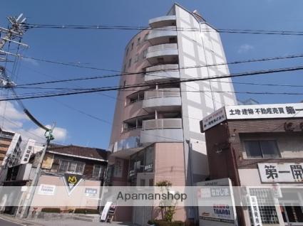奈良県奈良市、尼ヶ辻駅徒歩26分の築19年 7階建の賃貸マンション