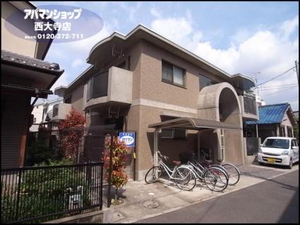 奈良県奈良市、菖蒲池駅徒歩24分の築12年 2階建の賃貸マンション