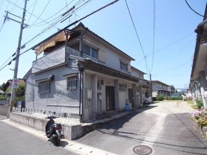 奈良県奈良市、尼ヶ辻駅徒歩20分の築42年 2階建の賃貸アパート