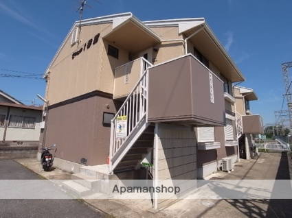 奈良県奈良市、西ノ京駅徒歩10分の築27年 4階建の賃貸マンション
