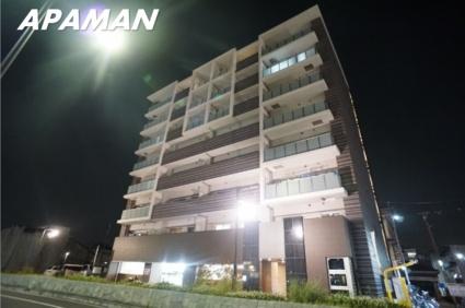 奈良県奈良市、大和西大寺駅徒歩4分の築1年 8階建の賃貸マンション