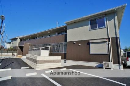奈良県奈良市、西ノ京駅徒歩14分の築1年 2階建の賃貸アパート