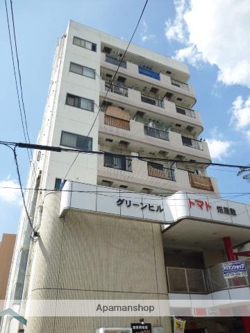 和歌山県和歌山市、紀伊中ノ島駅徒歩14分の築26年 8階建の賃貸マンション