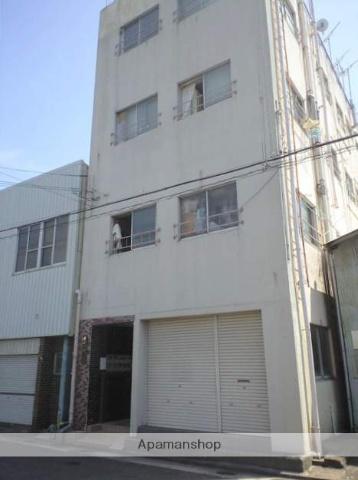 和歌山県和歌山市、紀伊中ノ島駅徒歩17分の築44年 4階建の賃貸マンション