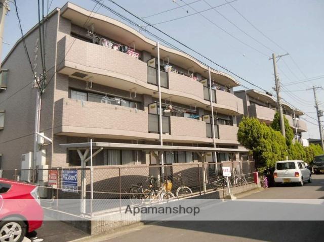 和歌山県和歌山市、和歌山駅徒歩20分の築17年 3階建の賃貸マンション