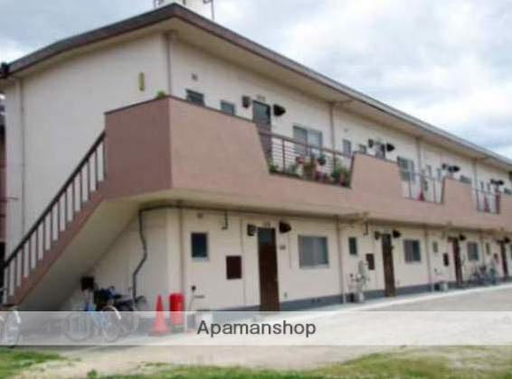 和歌山県和歌山市、和歌山駅和歌山バスバス8分宮前口下車後徒歩6分の築40年 2階建の賃貸アパート