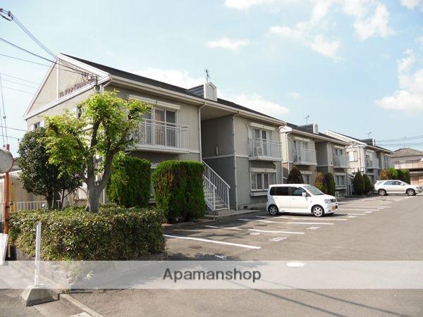 和歌山県和歌山市、神前駅徒歩3分の築24年 2階建の賃貸アパート