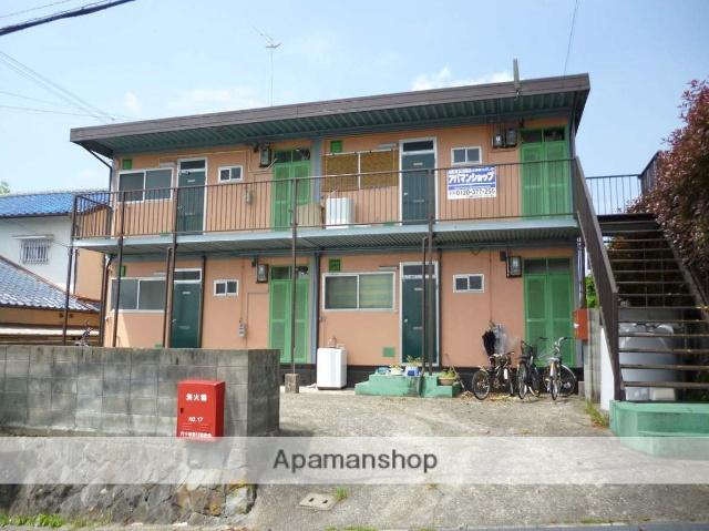 和歌山県和歌山市、六十谷駅徒歩15分の築33年 2階建の賃貸アパート