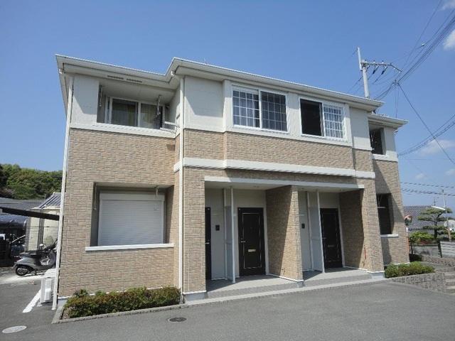 和歌山県紀の川市、船戸駅徒歩28分の築7年 2階建の賃貸アパート