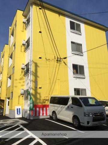 和歌山県和歌山市、六十谷駅徒歩6分の築39年 4階建の賃貸マンション