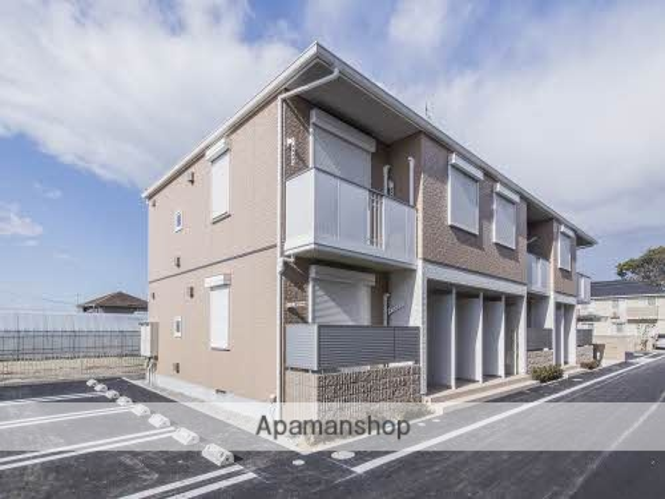 和歌山県和歌山市、八幡前駅徒歩11分の築1年 2階建の賃貸アパート