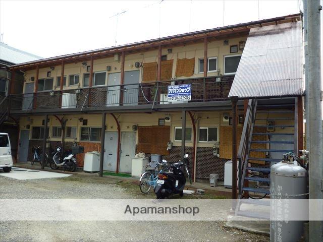 和歌山県和歌山市、六十谷駅徒歩3分の築41年 2階建の賃貸アパート