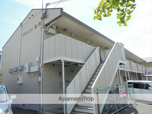 和歌山県和歌山市、東松江駅徒歩13分の築30年 2階建の賃貸アパート