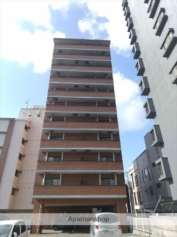 和歌山県和歌山市、紀和駅徒歩20分の築25年 11階建の賃貸マンション