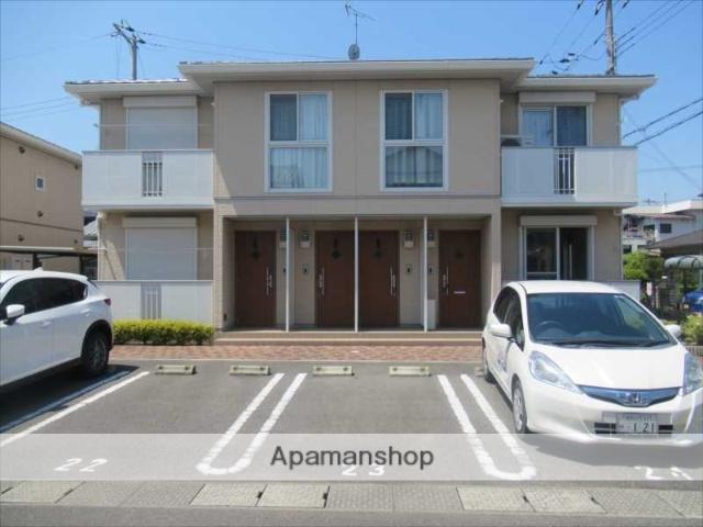 和歌山県和歌山市、日前宮駅徒歩17分の築6年 2階建の賃貸アパート