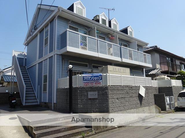 和歌山県和歌山市、八幡前駅徒歩17分の築25年 2階建の賃貸アパート