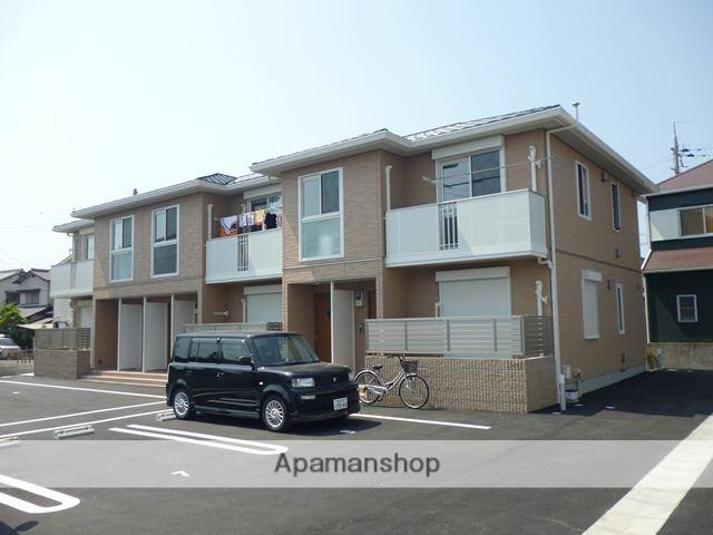 和歌山県和歌山市、和歌山大学前駅徒歩33分の築3年 2階建の賃貸アパート