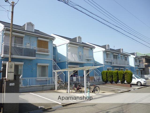 和歌山県和歌山市、東松江駅徒歩9分の築24年 2階建の賃貸アパート