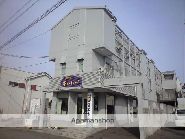 和歌山県和歌山市、紀伊中ノ島駅徒歩7分の築28年 3階建の賃貸マンション