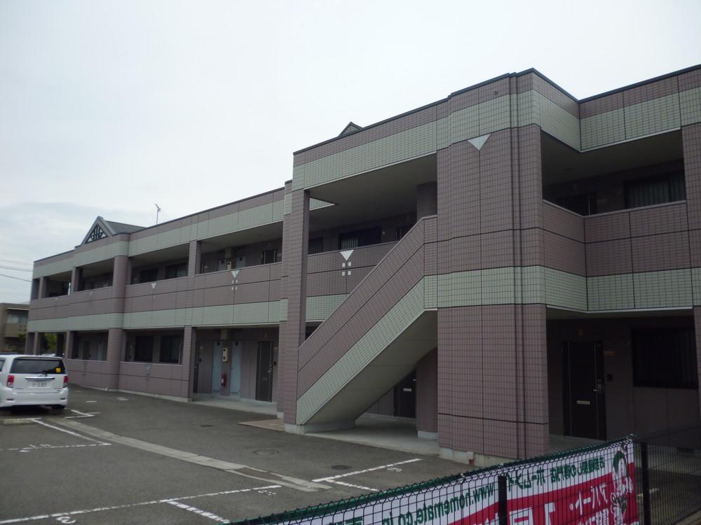 和歌山県海南市、海南駅徒歩15分の築14年 2階建の賃貸アパート