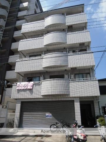 和歌山県和歌山市、和歌山駅徒歩14分の築30年 5階建の賃貸マンション