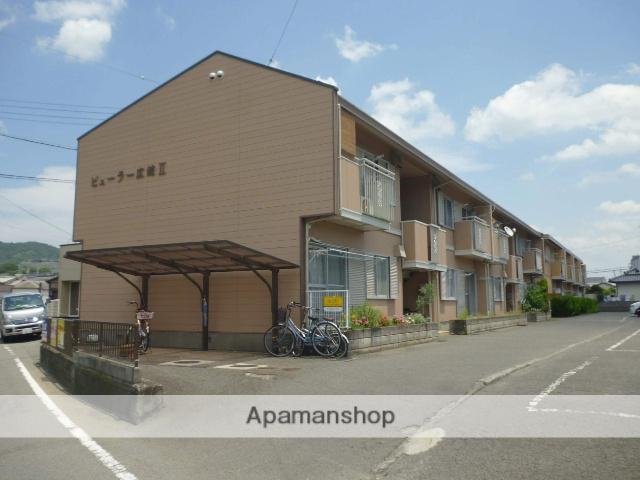 和歌山県和歌山市、六十谷駅徒歩12分の築32年 2階建の賃貸アパート