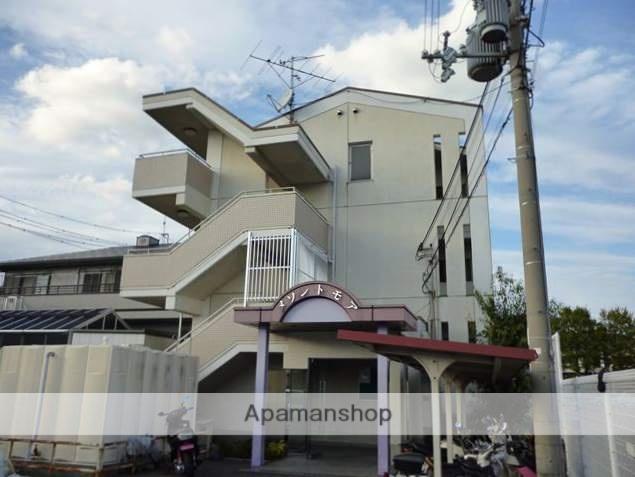 和歌山県和歌山市、六十谷駅徒歩5分の築24年 3階建の賃貸マンション